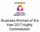 Business Woman of the Year 2017