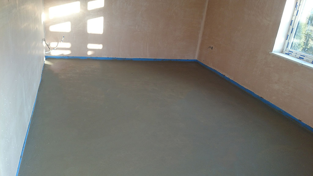 Speed Screed Sand and Cement Screed