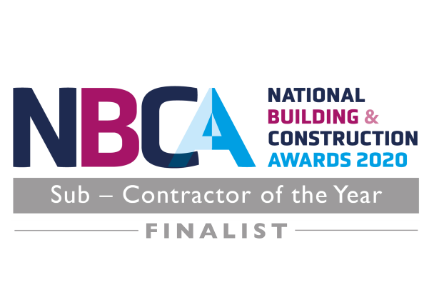 National Building & Construction Awards Sub Contractor