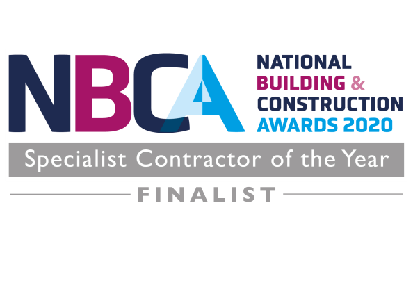 National Building & Construction Awards Specialist Contractor