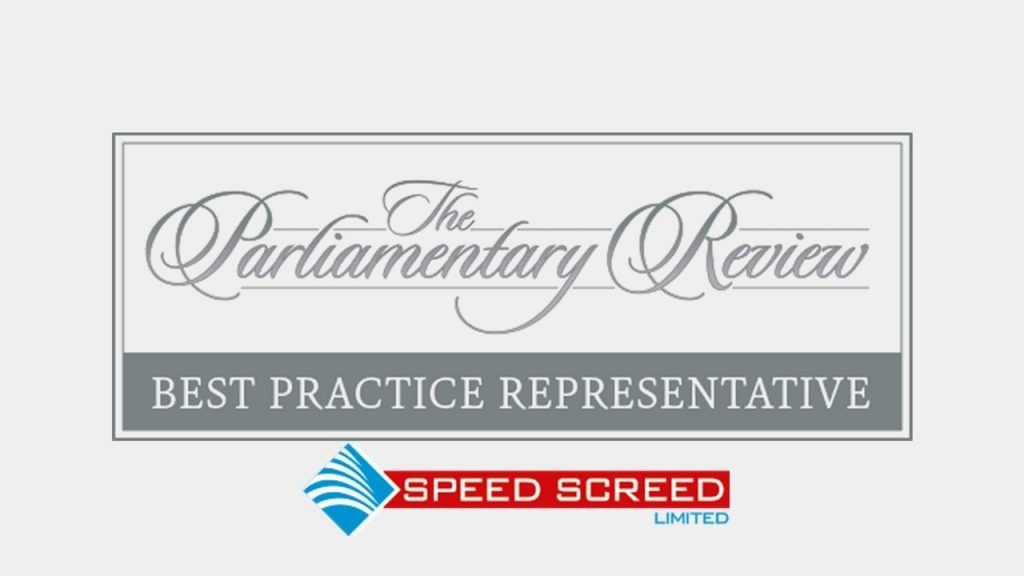 Parliamentary Review Speed Screed